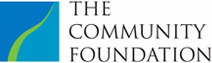 The Community Foundation logo horizontal WEB