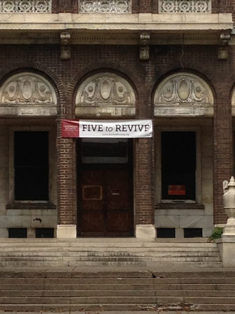 Five to Revive Eastman