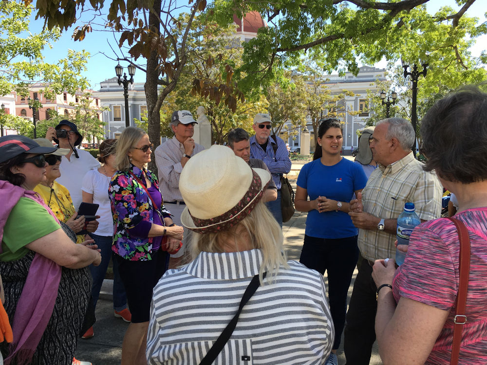 An expert Cuban English speaking guide and translator will lead the tour.