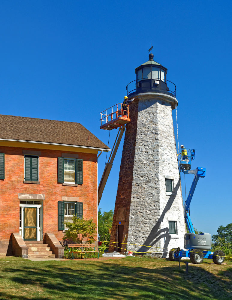2016 Award of Merit recipient - Charlotte-Genesee Lighthouse